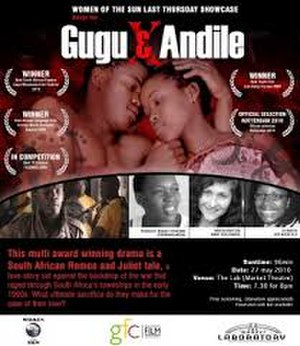 Gugu and Andile - Release Poster