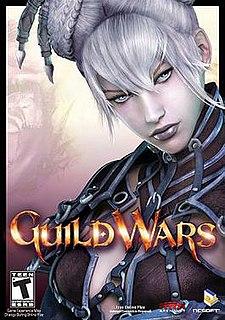 <i>Guild Wars</i> (video game) video game