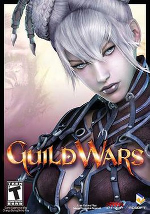 Guild Wars (video game) - Image: Guildbox
