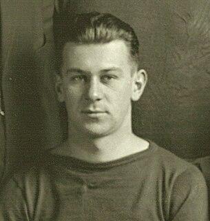 Herbert Huebel American football player and official