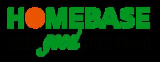 Homebase - Image: Homebase logo