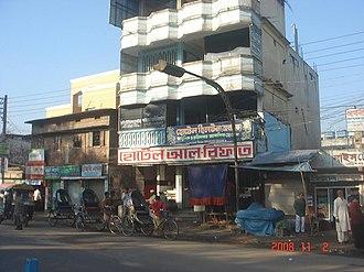 Mymensingh - Hotel Al-Rifat in Chorpara Mymensingh
