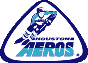 Houston Aeros (WHA) - Image: Houston Aeros WHA