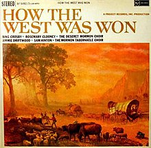 How the West Was Won (Bing Crosby Album) (album cover).jpg