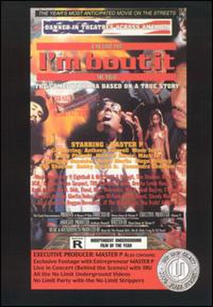 I'm Bout It - Theatrical Poster