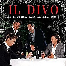The christmas collection il divo album wikipedia - Il divo christmas album ...