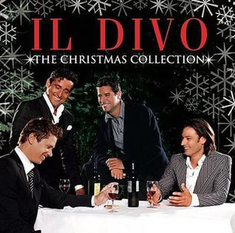 The Christmas Collection (Il Divo album) - Image: Ildivochristmasalbum