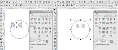Wikipediahow to draw a diagram with inkscape wikipedia aligning objects with the align and distribute toolbox ccuart Image collections