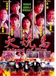 <i>Island of Fire</i> 1990 film by Chu Yen-ping
