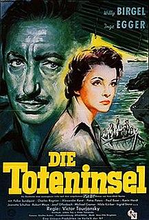 <i>Island of the Dead</i> (1955 film) 1955 film