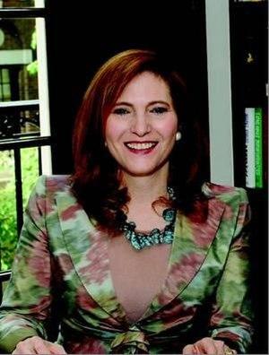 Jennifer Raab - Image: Jennifer Raab Headshot