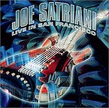 Joe Satriani Live : live in san francisco joe satriani album wikipedia ~ Vivirlamusica.com Haus und Dekorationen
