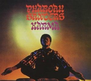 Karma (Pharoah Sanders album) - Image: Karma (Pharoah Sanders)