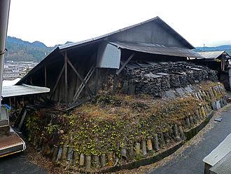 Anagama kiln - Kiln in Shigaraki