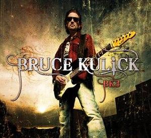 BK3 (album) - Image: Kulick BK3CD