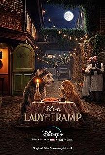 <i>Lady and the Tramp</i> (2019 film) 2019 musical romance film