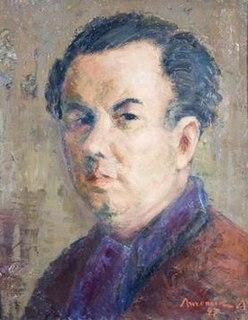 Lazar Ličenoski Macedonian artist