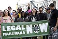 Legal Marijuana Now Party at the Minnesota State capitol on April 20, 2016.jpg