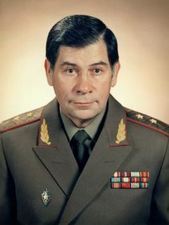 Leonid Shebarshin Soviet intelligence chairman