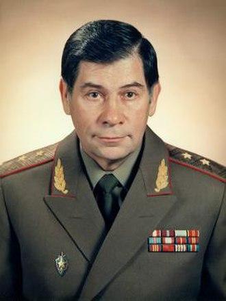 Leonid Shebarshin - Image: Leonid Shebarshin