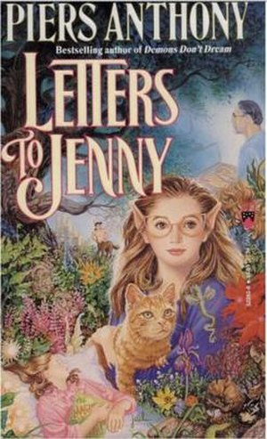 Letters to Jenny - Image: Letterstojennycover