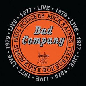 Live in Concert 1977 & 1979 - Image: Live In Concert 1977&1979