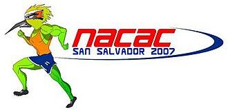 2007 NACAC Championships in Athletics - Image: Logo NACAC2007