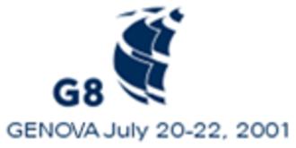 27th G8 summit - 27th G8 summit official logo