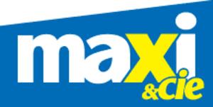Maxi (Canadian supermarket) - Image: Logo maxi and cie