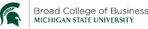 Eli Broad College of Business - Image: Logo of Eli Broad College of Business