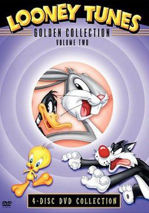Looney Tunes Golden Collection: Volume 2 - DVD-cover