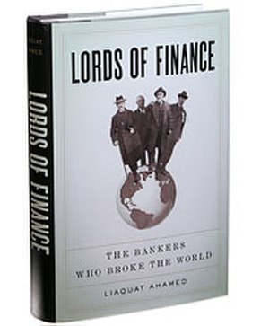 Lords of Finance - Hardcover edition