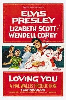 Loving You 1957 Film Wikipedia