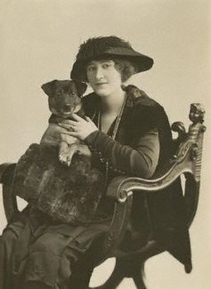 Lydia Bilbrook - Lydia Bilbrook photographed by Bassano in 1917
