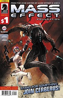 <i>Mass Effect: Foundation</i>