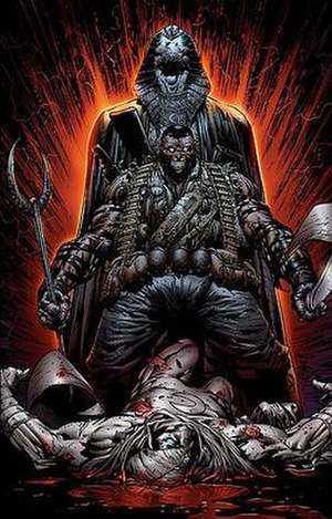 Bushman (comics) - Image: MOONKN4