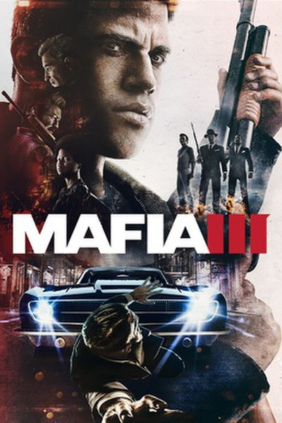 Picture of a game: Mafia III