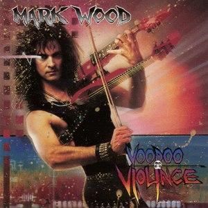 Voodoo Violince - Image: Mark Wood 1991 Voodoo Violince