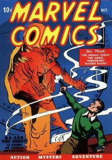 Marvel Comics - Wikipedia
