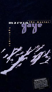 <i>The Master (1961–1984)</i> 1995 greatest hits album by Marvin Gaye