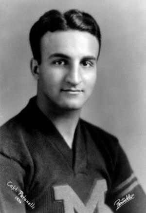 Matt Patanelli - Matt Patanelli, 1936