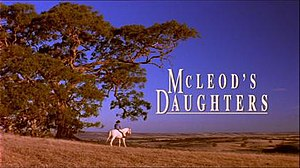 McLeod's Daughters (film) - Title Card