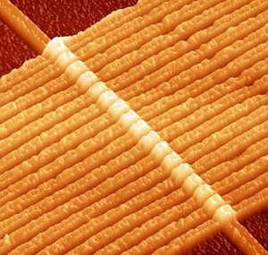 Memristor - Image: Memristor