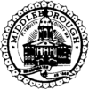 Official seal of Middleborough, Massachusetts Middleboro