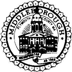 Official seal of Middleborough, Massachusetts Middleboro