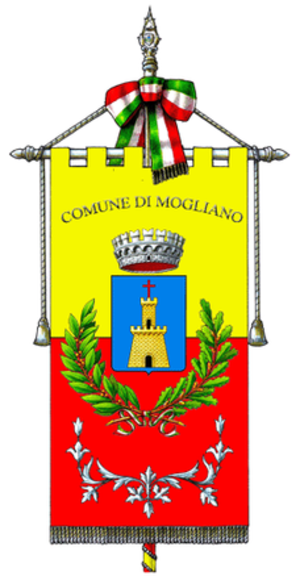 Mogliano - Image: Mogliano Gonfalone