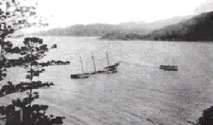 Moltke (1870) - Wreck of the Moltke