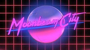 Moonbeam City - Image: Moonbeam City Title Screen