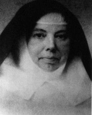 Austin Carroll - Mother Mary Teresa Austin Carroll