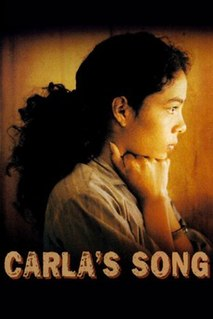 <i>Carlas Song</i> 1997 British film directed by Ken Loach